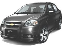 Chevrolet Aveo 2008 1.4LSX Car