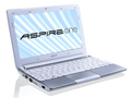 โน๊ตบุ๊ค Acer Aspire One D257-N578Qws/8002_Seashell White (LUSFW08002)