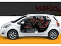 รถยนต์ Toyota Yaris 2009 1.5J Customized seat III