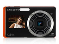 Samsung ST550 : 2 View  Digital Camera